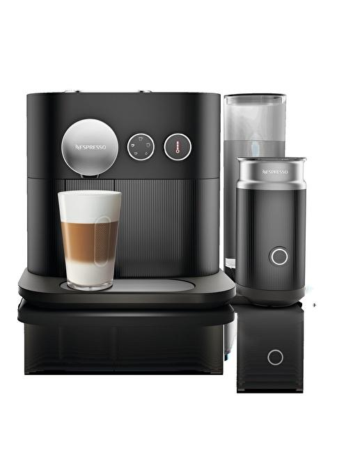 Nespresso D85 Expert Milk Anthracite Grey Kahve Makinesi Gri
